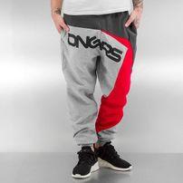 Dangerous DNGRS Sweatpants Grey Melange