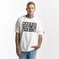 Dangerous DNGRS / T-Shirt BoogieDown in white