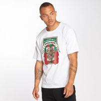 Dangerous DNGRS / T-Shirt ElLoko in white