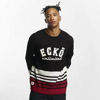 Ecko Unltd. / Jumper Oldschool in black