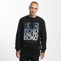 Ecko Unltd. / Pullover Fuerteventura in black
