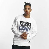 Ecko Unltd. / Pullover Fuerteventura in white