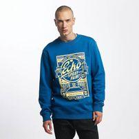 Ecko Unltd. / Pullover Gordon`s Bay in blue