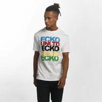 Ecko Unltd. / T-Shirt Fuerteventura in colored