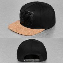 Just Rhyse 99 Snapback Cap Black