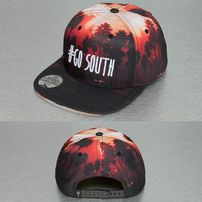 Just Rhyse Go South Snapback Cap Black