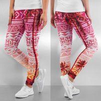 Just Rhyse Pattern Leggings Colored