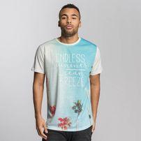 Just Rhyse Santa Barbara T-Shirt Aqua