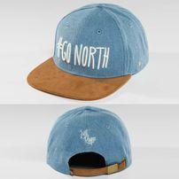 Just Rhyse / Snapback Cap Koyuk in blue