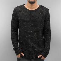 Just Rhyse Soft Knit Sweatshirt Black