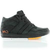 K1X Sport MK2 Sneacker Black Orange White