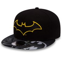 GYEREK SAPKA New Era 9Fifty Child Batman Character outline Enfant Noire