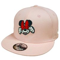GYEREK SAPKA Kids New Era 9Fifty Child Minnie Mouse Disney Exression Pink