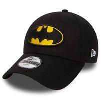 Gyerek sapka New Era 9Forty Child Essential Batman Black Yellow