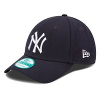 GYEREK SAPKA NEW ERA 9FORTY YOUTH MLB LEAGUE BASIC NEW YORK YANKEES NAVY WHITE