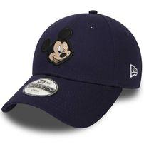 Gyerek sapka New Era 9Forty Youth Disney Patch Mickey Mouse Navy
