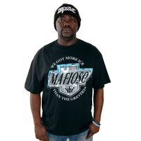 Mafioso Clothing Icey Tee Black
