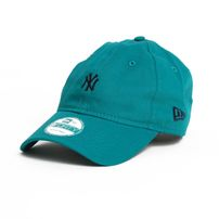 New Era 9Forty Essential NY Yankees Green Navy
