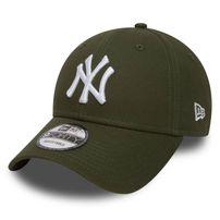 Sapka New Era 9Forty MLB League Basic NY Yankees Rifle Green