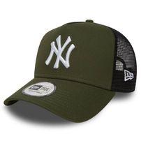 Sapka New Era 9Forty Trucker A-Frame NY Yankees Rifle Green