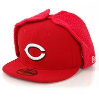 New Era League Basic Cincinnati Dog Ear Cap