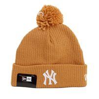 Téli Sapka New Era Lightweight Felt Bobble NY Yankees