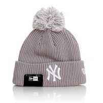 New Era MLB Short Bob NY Yankees Grey