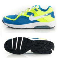 Nike Air Max Go Strong Essential Green Blue 631718-700