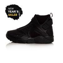 Nike Air WMNS Huarache Mid Black Black Reflect Silver 807313-001