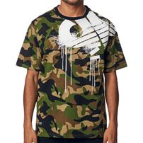 Pelle Pelle Demolition T-shirt Wood Camo