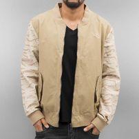 Rocawear / College Jacket Ante in khaki