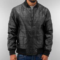 Rocawear / Winter Jacket Roc Quilt in black