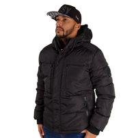 Southpole Outwear Winter Jacket Black 17321-5501-100