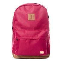 Spiral Classic Backpack bag Burgundy