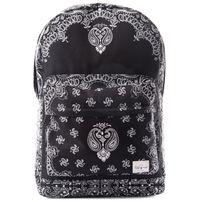Spiral Tribal Bandana Backpack Bag