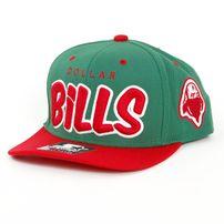 Starter Dollar Bills Snapback Green Red