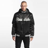 Thug Life / Bomber jacket New York in black