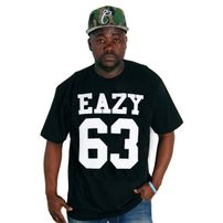 Thug Life Eazy-E Tee Black