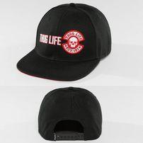 Thug Life / Snapback Cap Lux in black