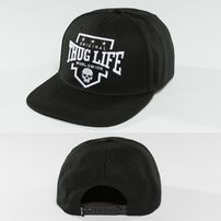 Thug Life / Snapback Cap Puma in black