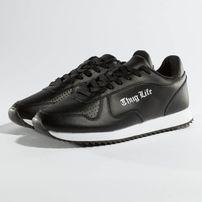 Thug Life / Sneakers 187 in black