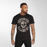 Thug Life / T-Shirt B. Camo in black