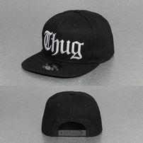 Thug Life Thug Cap  Black