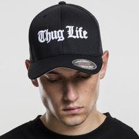 Thug Life Thug Life Old English Flexfit black