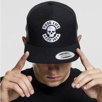 Thug Life Thug Life Skull Snapback black