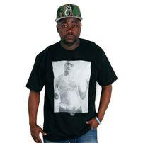 Thug Life Tupac Tee Black