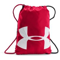 UNDER ARMOUR Ozsee Sackpack Red / Black