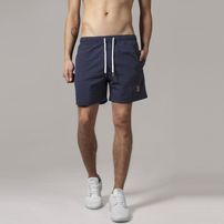 Urban Classics Block Swim Shorts navy/navy
