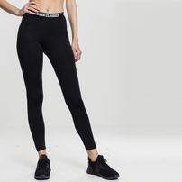 Urban Classics Ladies Sports Leggings black/black