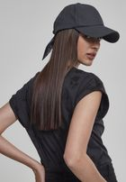 Urban Classics Satin Bow Dad Cap darkgrey
